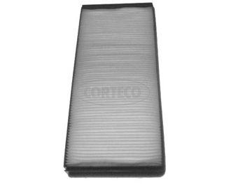 CORTECO  21651976 Filter, Innenraumluft Länge: 379mm, Breite: 163mm, Höhe: 25mm