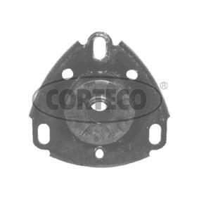CORTECO Federbeinstützlager 21652148 für AUDI 100 (44, 44Q, C3) 1.8 ab Baujahr 02.1986, 88 PS