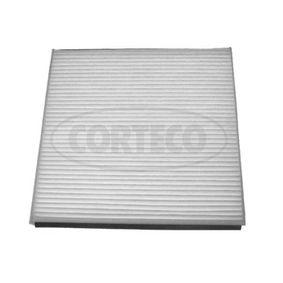 Filter, Innenraumluft Art. Nr. 21652539 120,00€