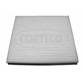 Filter, interior air 21652551 RAV 4 II (CLA2_, XA2_, ZCA2_, ACA2_) 2.4 4WD MY 2003