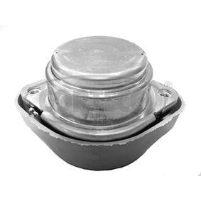CORTECO Lagerung, Automatikgetriebe 21652660 für AUDI A4 Avant (8E5, B6) 3.0 quattro ab Baujahr 09.2001, 220 PS