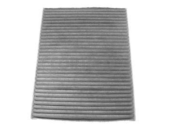CORTECO  21652858 Filter, Innenraumluft Länge: 240mm, Breite: 189mm, Höhe: 35mm