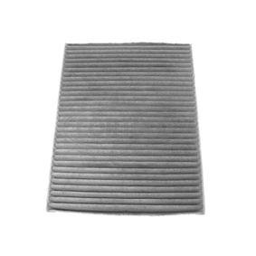 Filter, Innenraumluft Länge: 240mm, Breite: 189mm, Höhe: 35mm mit OEM-Nummer 1 204 464