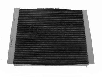 CORTECO  21652995 Filter, Innenraumluft Länge: 210mm, Breite: 242mm, Höhe: 32mm
