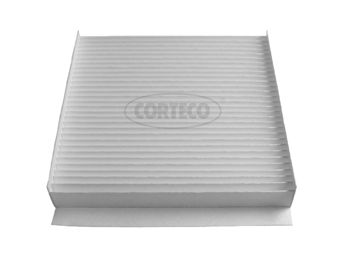 CORTECO  21653028 Filter, Innenraumluft Länge: 220mm, Breite: 222, 224mm, Höhe: 33,0mm