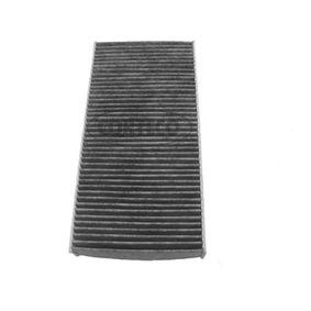 Filter, Innenraumluft Länge: 315mm, Breite: 154mm, Höhe: 35mm mit OEM-Nummer 6441EJÿ