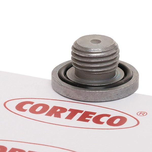 Oil drain plug CORTECO 220049H expert knowledge