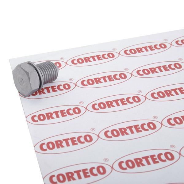 Ölablaßschraube 220125S CORTECO 84920125 in Original Qualität