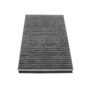 Filter, Innenraumluft Länge: 294mm, Breite: 200mm, Höhe: 30mm mit OEM-Nummer 9121627