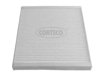 CORTECO  80000155 Filter, Innenraumluft Länge: 230mm, Breite: 200mm, Höhe: 20mm