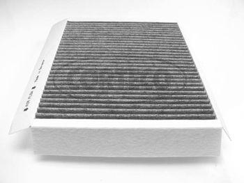CORTECO  80000402 Filter, Innenraumluft Länge: 245mm, Breite: 188mm, Höhe: 38mm