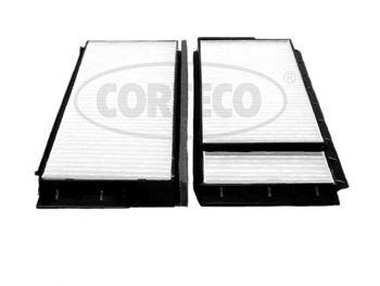 CORTECO  80000405 Filter, Innenraumluft Länge: 236mm, Breite: 100mm, Höhe: 22mm