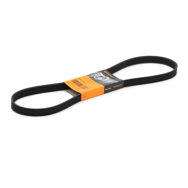 Poly V-Belt 6PK1153 CONTITECH 6PK1153 original quality