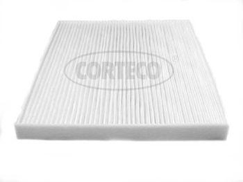 CORTECO  80000541 Filter, Innenraumluft Länge: 265mm, Breite: 215mm, Höhe: 21mm