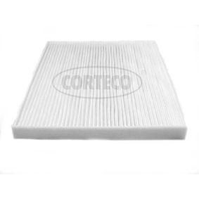 Filter, Innenraumluft Art. Nr. 80000541 120,00€