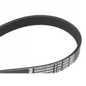 V-Ribbed Belts 6PK1200 Clio 4 (BH_) 1.5 dCi 90 MY 2021