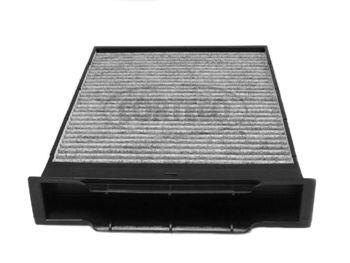 CORTECO  80000670 Filter, Innenraumluft Länge: 274mm, Breite: 187mm, Höhe: 40mm