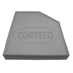 Filter, Innenraumluft Art. Nr. 80000879 120,00€