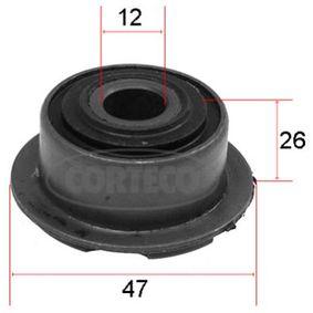 CORTECO  80000954 Lagerung, Lenker Ø: 47mm, Innendurchmesser: 12mm