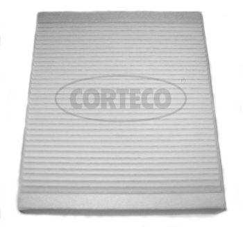 CORTECO  80001185 Filter, Innenraumluft Länge: 240mm, Breite: 204mm, Höhe: 35mm