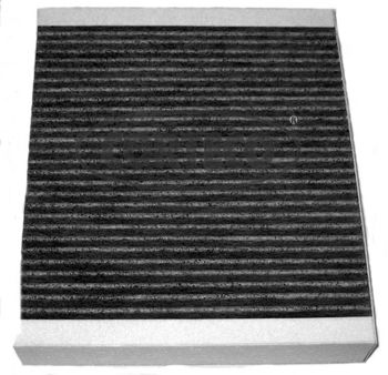 CORTECO  80001186 Filter, Innenraumluft Länge: 240mm, Breite: 204mm, Höhe: 35mm