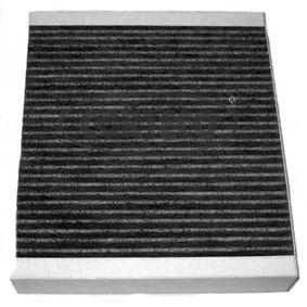 Filtro, aire habitáculo 80001186 ORLANDO (J309) 2.0LPG ac 2015