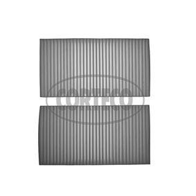 Филтър, въздух за вътрешно пространство 80001490 M-класа (W164) ML 320 CDI 3.0 4-matic (164.122) Г.П. 2007