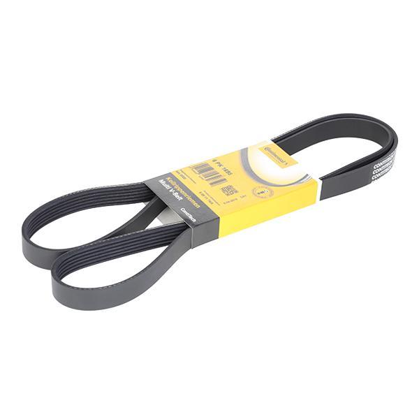 Ribbed Belt CONTITECH 6PK1700 rating