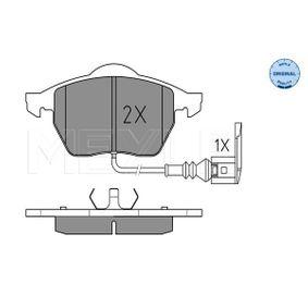 Brake Pad Set, disc brake Article № 025 233 9219/W £ 140,00
