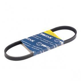 V-Ribbed Belts 050 004 0675 PUNTO (188) 1.2 16V 80 MY 2006