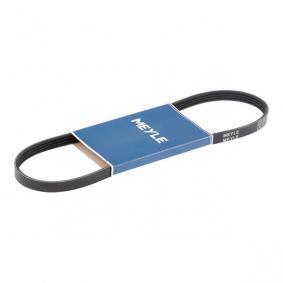 V-Ribbed Belts Length: 815mm, Number of ribs: 4 with OEM Number 38920-P1K-E02