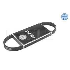 V-Ribbed Belts 050 005 0850 CIVIC 8 Hatchback (FN, FK) 1.4 (FK1) MY 2020