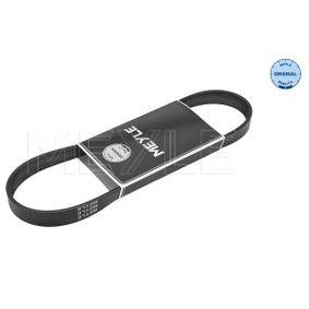 V-Ribbed Belts 050 006 0735 OCTAVIA (1U2) 1.4 16V MY 2002