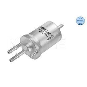 Kraftstofffilter Höhe: 165mm mit OEM-Nummer 6Q0-201-051