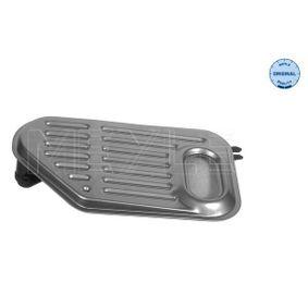 MEYLE Hydraulikfilter, Automatikgetriebe 100 325 0005 für AUDI A4 Cabriolet (8H7, B6, 8HE, B7) 3.2 FSI ab Baujahr 01.2006, 255 PS