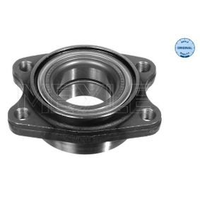 Wheel Bearing with OEM Number 8E0 498 625B