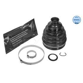 Bellow Set, drive shaft Inner Diameter 2: 24mm, Inner Diameter 2: 90mm with OEM Number 8D0498203A