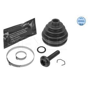 Faltenbalgsatz, Antriebswelle Innendurchmesser 2: 24mm, Innendurchmesser 2: 90mm mit OEM-Nummer 8D0 498 203C
