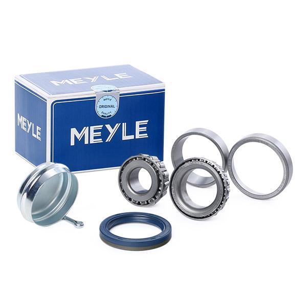 Radlagersatz MEYLE 1005980002 Erfahrung