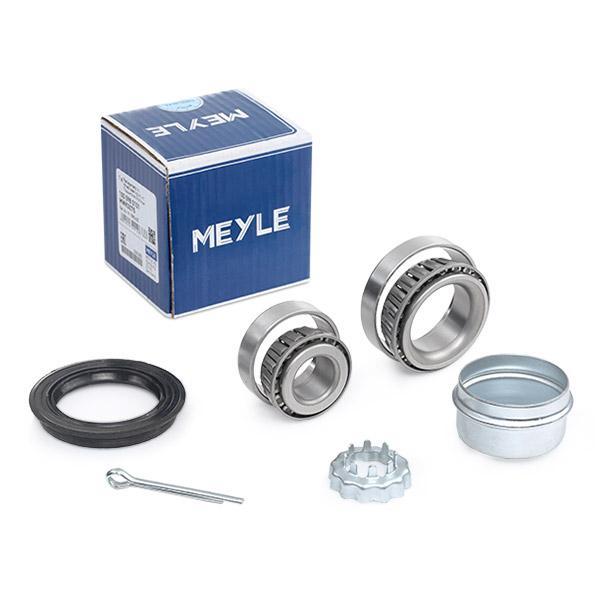 Radlagersatz MEYLE 1005980101 Erfahrung
