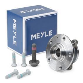 Wheel Bearing Kit Ø: 136mm, Inner Diameter: 27,5mm with OEM Number 8J0 498 625A