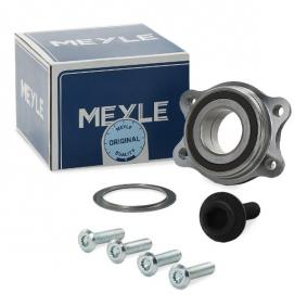 MEYLE  100 650 0006 Wheel Bearing Kit Ø: 92mm, Inner Diameter: 45mm