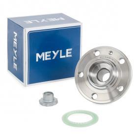 Wheel Bearing Kit Ø: 126,5mm with OEM Number 6R0407621 E