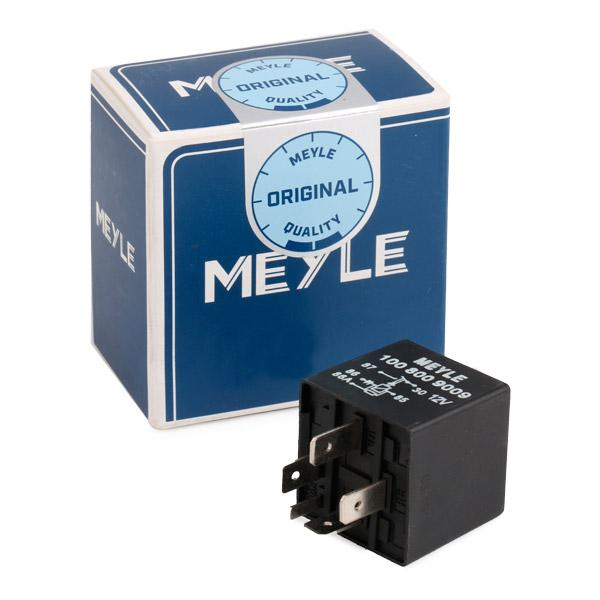 100 830 0019 Relé bomba de combustible MEYLE-ORIGINAL Calidad 5 polos Meyle