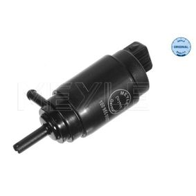 Water Pump, window cleaning Voltage: 12V with OEM Number 6434C9