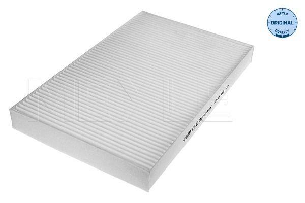 MEYLE  112 319 1005 Filter, Innenraumluft Länge: 309mm, Breite: 192mm, Höhe: 30mm