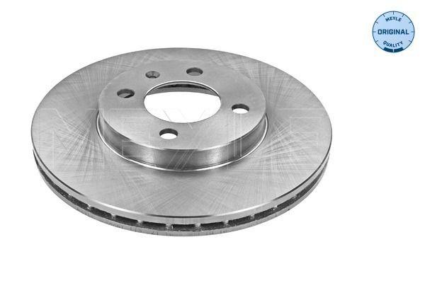 MEYLE  115 521 1006 Bremsscheibe Bremsscheibendicke: 20mm, Lochanzahl: 4, Ø: 256mm
