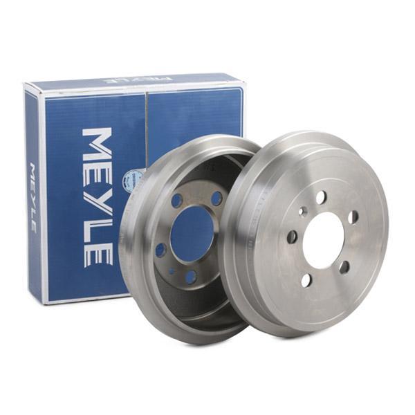 Bremstrommeln MEYLE 1155231035 Erfahrung