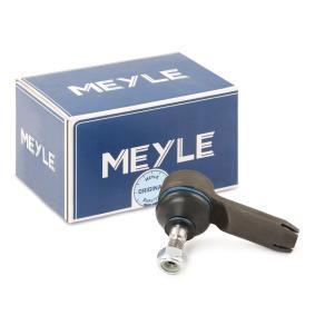 MEYLE Spurstangenkopf 116 020 3916 für AUDI 80 (8C, B4) 2.8 quattro ab Baujahr 09.1991, 174 PS