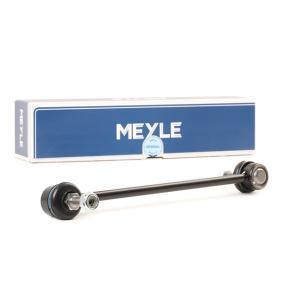 MEYLE Stange/Strebe, Stabilisator 116 060 7179 für AUDI 80 Avant (8C, B4) 2.0 E 16V ab Baujahr 02.1993, 140 PS